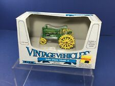 1989 ERTL,1/43 Scale John Deere Model A,Vintage Vehicle Die-Cast Metal #5598 NIB