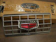 NOS OEM Ford 1974 1975 1976 Mercury Montego Tail Panel Ornament Emblem Trim MX