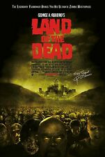 LAND OF THE DEAD (2005) ORIGINAL MOVIE POSTER  -  ROLLED