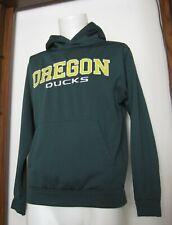 L (16-18) Youth Boys Colosseum Oregon Ducks Hoodie Hooded Sweatshirt Green EUC