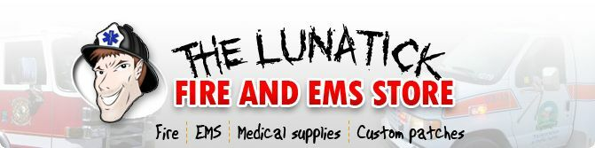 The Lunatick Fire and EMS store