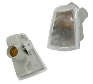 FOR DAEWOO 1.5i  5/94-10/95 CORNER LIGHT LAMP, CLEAR LENS - LEFT PASSENGER SIDE