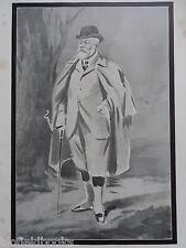 """Original """"el mundo"""" Suplemento de impresión de su Majestad el Rey Eduardo VII - 10/8/1910"""
