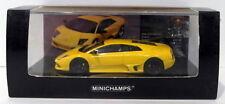 Voitures miniatures jaunes pour Lamborghini