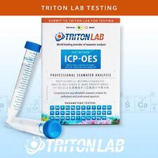Triton ICP OES Analyse Professionelle Wasseranalyse ICP-OES