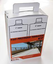 F. 65 Proteggi terrazze,impermeabilizzante protettivo per pavimentazioni esterne