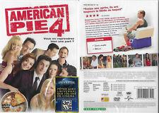 DVD - AMERICAN PIE 4 avec JASON BIGGS, TARA REID, EUGENE LEVY / NEUF EMBALLE NEW