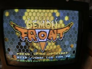 Demons front Jamma PCB Complete set (IGS co) for Arcade 100% Working & Original