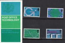 GB 1969 POST OFFICE TECHNOLOGY GERMAN ISSUE PRESENTATION PACK No.13 SG 808 811