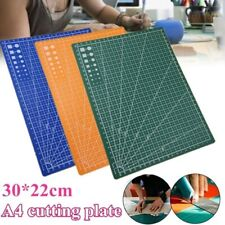 A4 Size Leather PP Craft Board Cutting Mat Pad Office Stationery Hobby Design