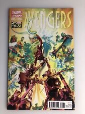 AVENGERS #25 COLOR 1:75 BY ALEX ROSS MARVEL VARIANT EDITION MARVEL NOW!