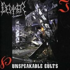 "DEVISER - 12"" LP - Unspeakable Cults (Varathron Rotting Christ)"