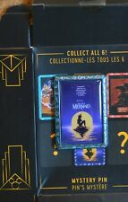 The Little Mermaid - Disney Movie Poster Mystery Pin Collection 2020 Disney Pins