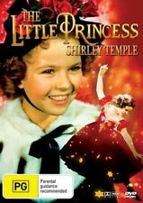 The Little Princess DVD Shirley Temple Remastered Region 4