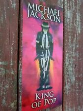 Michael Jackson King Of Pop This Is It Concert Ticket - Sept 6, 2009 London O2