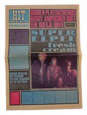 HITWEEK Magazine 19 January 1967 Cream The Tee-Set Golden Earrings