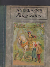 Hans Christian Andersen's Fairy Tales, trans. Carl Siewers, HC, ca 1900, ill.