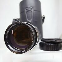 Star-D 135mm F2.8 MC Auto Lens & Case - PK Mount - Spares / Repairs #LM-2028