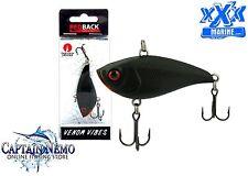 XXX MARINE REDBACK VENOM VIBE FISHING LURE 10G RED BELLY BLACK LURES 04 RVV10-04