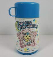 Vintage Moon Dreamers Replacement Thermos Blue Color 1987 Hasbro (Thermos Only)