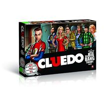 CLUEDO - THE BIG BANG THEORY - Winning Moves 10685 - NEU