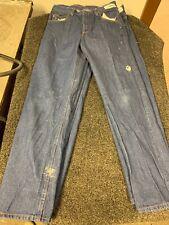 RED KAP Mens Work Jeans 32x32 Denim Blue 1923 3 For $20