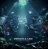 PENDULUM immersion (CD album) drum n bass, dubstep