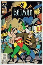 THE BATMAN ADVENTURES #4 - Jan 1993 - Martin Pasko, Brad Rader - NM/M
