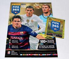 Panini FIFA 365 Saison *2016* EDITION CZ/SVK - LEERALBUM EMPTY ALBUM vuoto vide