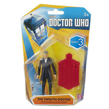 Doctor Who Series 3 Series 8 Twelfth Doctor Action Figure NEW Toys 12th Dr Who