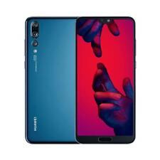 HUAWEI P20 GRADO A+  LTE 64GB DUAL SIM BLU  RIGENERATO RICONDIZIONATO
