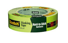 """New listing Scotch 2060-1.5A Masking Tape For Hard-To-Stick Surfaces, 1.41 """" x 60.1 Yard"""