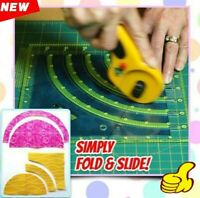 Arcs & Fans Quilt Circle Cutter Ruler-Original FAST FREE SHIPPING