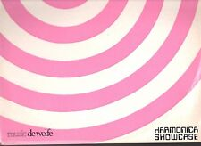 De Wolfe Library. J. Trombey/J. Hawksworth/J. Steffaro. Harmonica Showcase. UK LP. EX +