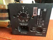 Studer Revox B-77 Power Supply Module #2