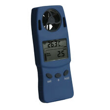 Hand-held Anemometer and Altimeter