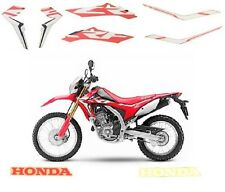 Genuine Honda Crf250l Fairing Decal Shroud Sticker 2012 - 2019 *uk Stock*