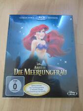 Disney Arielle die Meerjungfrau 1 3 Blu Ray Collector s Edition Top