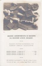 A2706) BISCOTTI E SPECIALITA' AMARETTI, LAZZARONI, STABILIMENTO ANGLO ITALIANO.