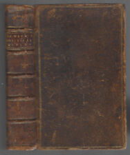 DE WITT'S POLITICAL MAXIMS OF THE STATE OF HOLLAND vghb 1743 ex-library