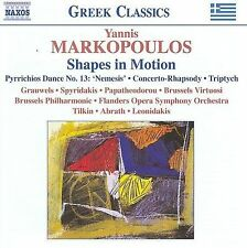 Markopoulos: Shapes In Motion, New Music