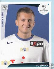 Adesivo DI CALCIO-PANINI UEFA CHAMPIONS LEAGUE 2009-10 - N. 199-FC Zurigo