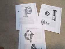 Duplex Vaneless & Power Windmill Descriptive Guide