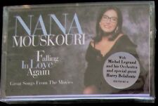 Nana Mouskouri: Falling in Love Again: Great Songs from the Movies  NEW Cassette