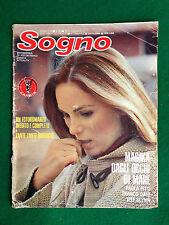 Fotoromanzo Lancio SOGNO 1975 n.45 , C. AZNAVOUR ABBA PAOLA PITTI FRANCO DANI