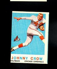 4195* 1959 Topps # 105 Johnny Crow Ex-Mt