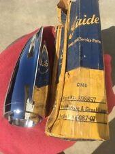 1958 Buick Riviera Roadmaster NOS GUIDE F4-58 Park Light Lamp Bezel Housing