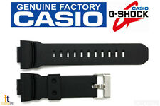 CASIO G-Shock GA-150-1A Original Black (Matte) Rubber Watch BAND GA-150MF-1A