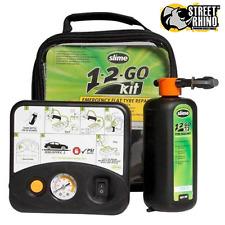 Daihatsu Cuore Smart Slime Emergency Tyre Repair Compressor 1-2 Go Kit