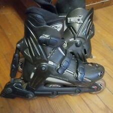 Rollerblade Triforce Viablade Mens Sz 11 Inline Skates Abt Brakes Made in Italy
